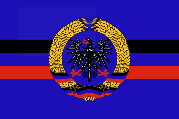 Flagge von Turanien