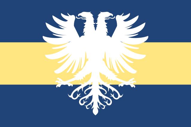 Flagge von Nordhanar
